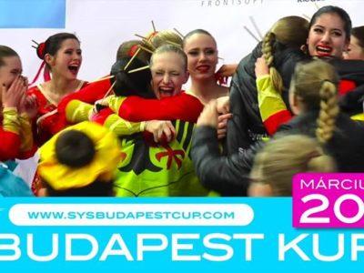Budapest Kupa szinkronkorcsolya verseny